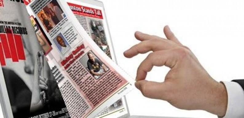 Creare un giornale online di successo powerpad web agency for Creare progetti online