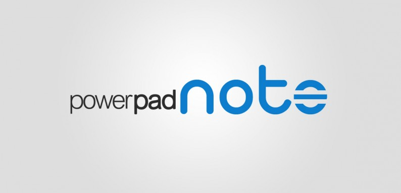 Powerpad Note