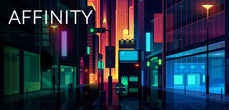 Alternativa a photoshop e Illustrator? Affinity designer !