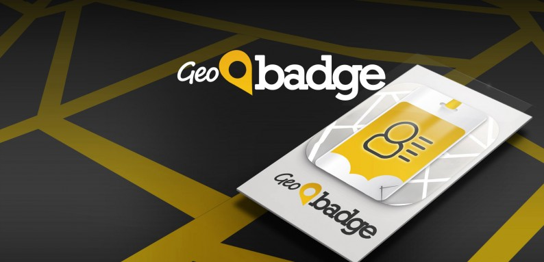 Video pubblicitario per Geo Badge